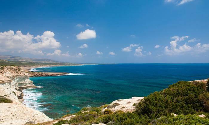 50 оттенков синего: Крит